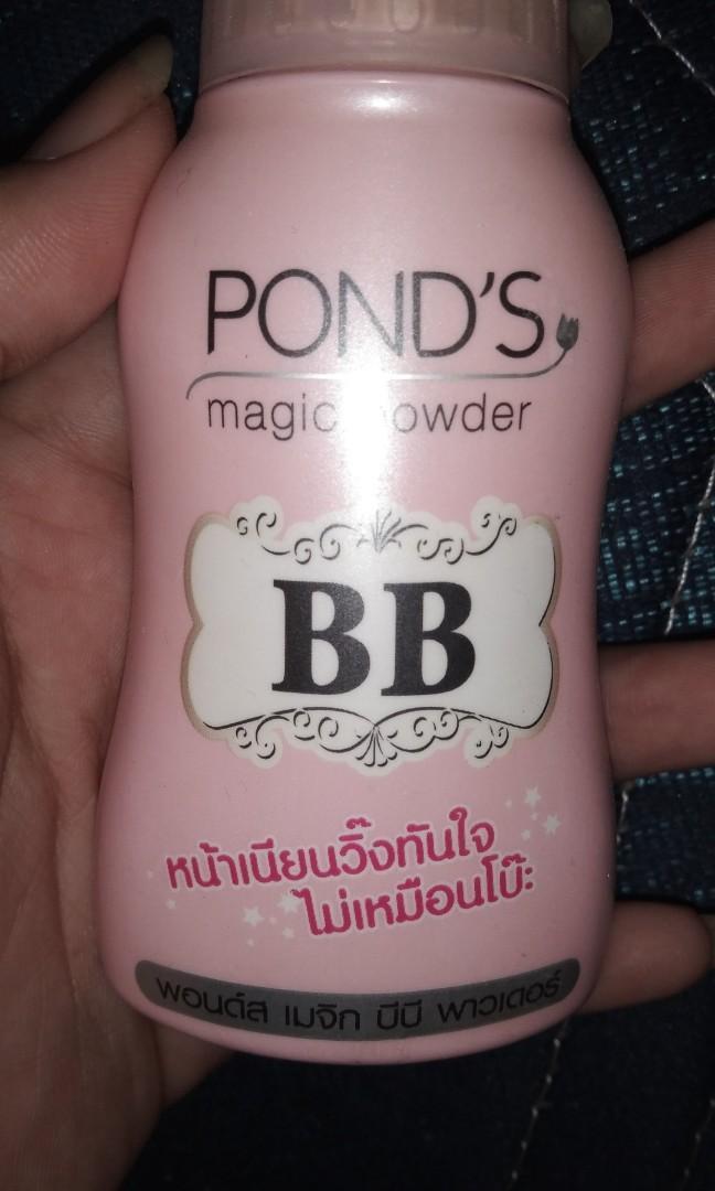 Raa Preloved - Ponds BB Magic Powder