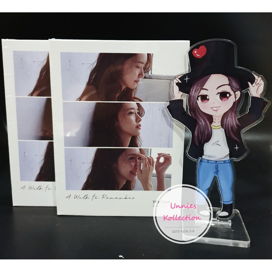 💥💥READY STOCK💥💥 YOONA - Special Album [A walk to remember]