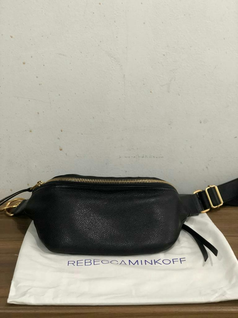 Reprice Fast Selling Rebecca Minkoff Waist Bag Authentic Like New!!