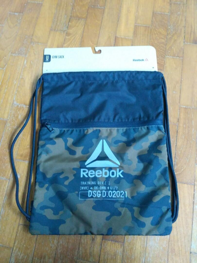 Reebok Gym Sack Bag