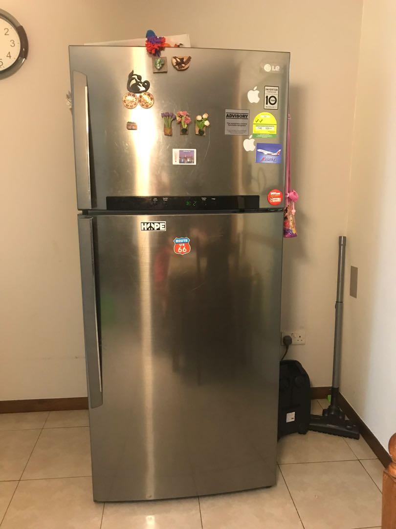 Lg Refrigerator Home Liances