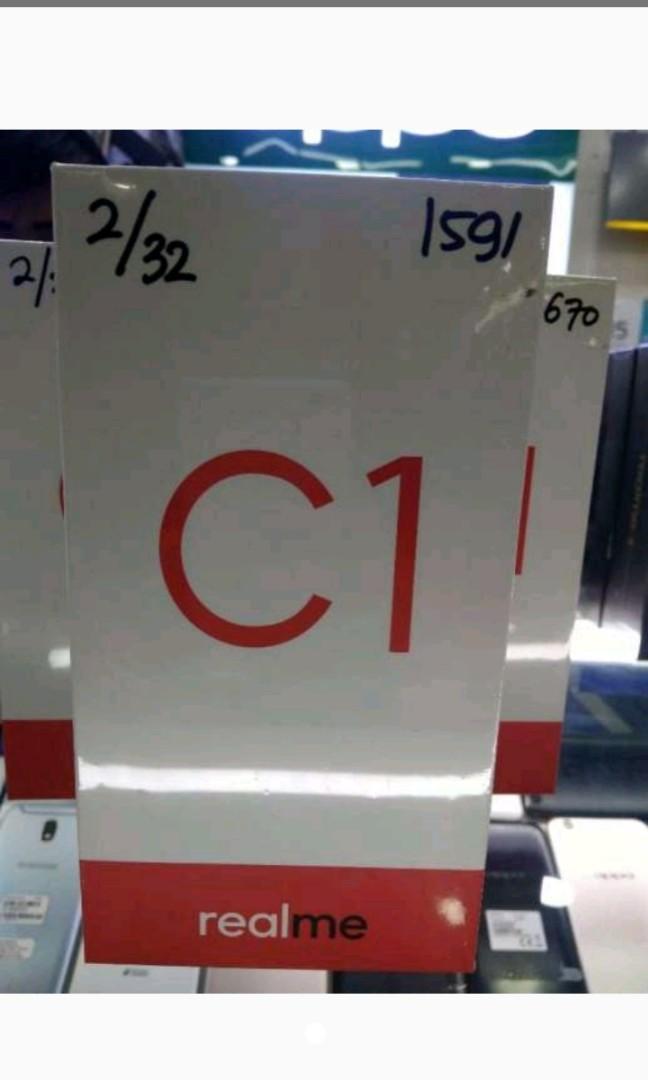 Relme C1, kredit tanpa CC