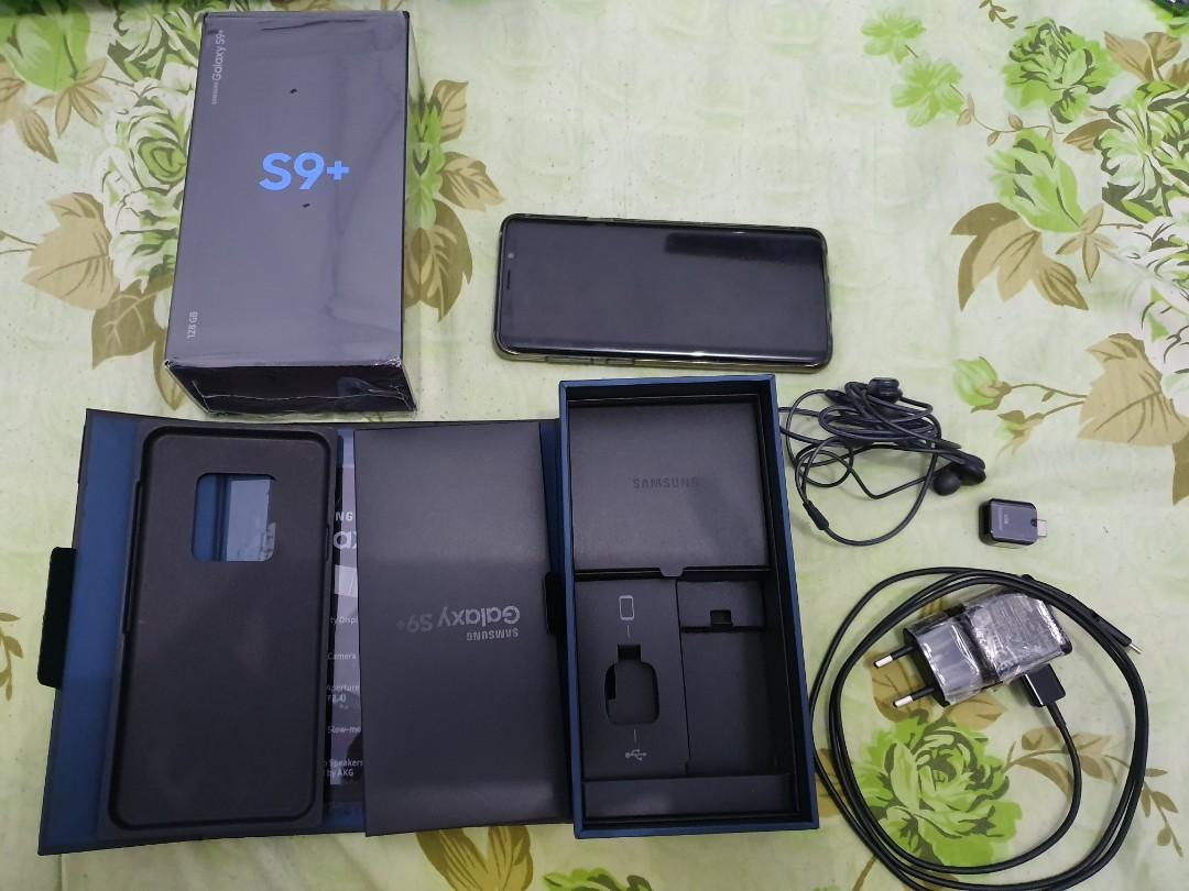 Samsung S9 Plus Garansi Sein