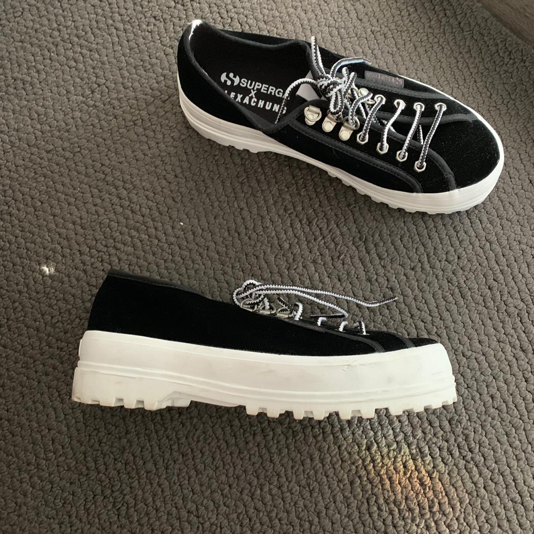 Superga x Alexa Chung Sneakers