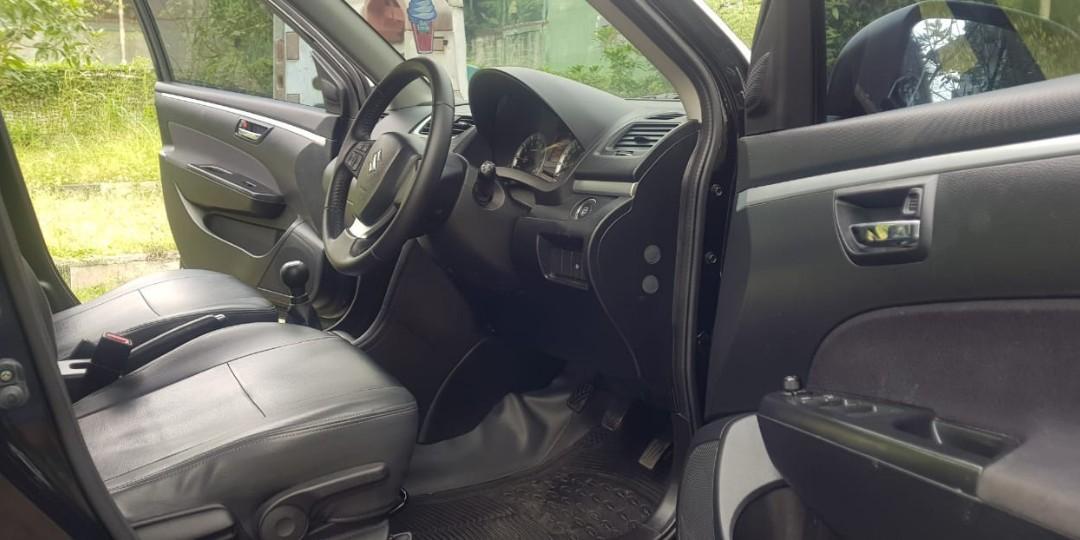 Suzuki Swift GX 2016 Manual Hitam Gress