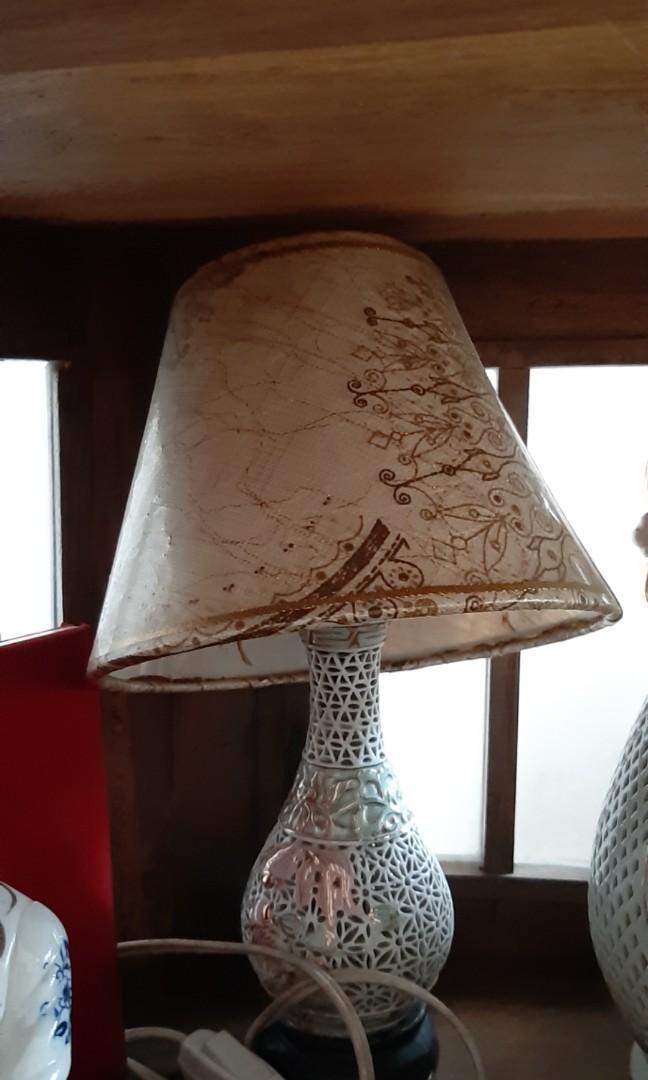 Table Lamp kramik