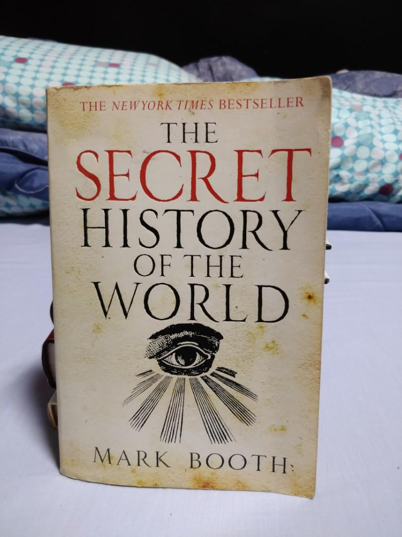 The Secret History of the World on Carousell
