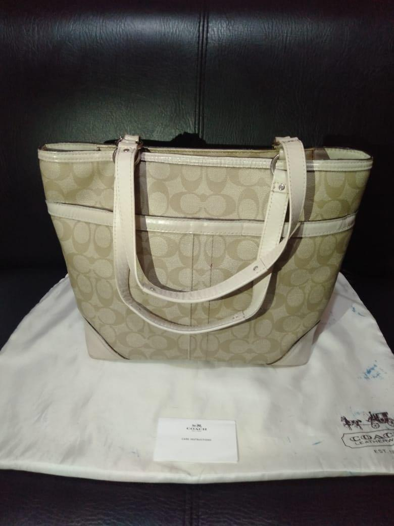 Tote bag Coach Authentic  - preloved
