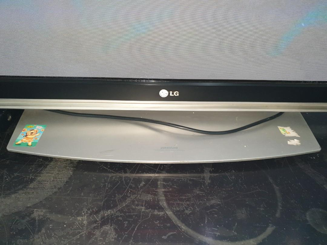 Tv Pmasma LG 42 Inch