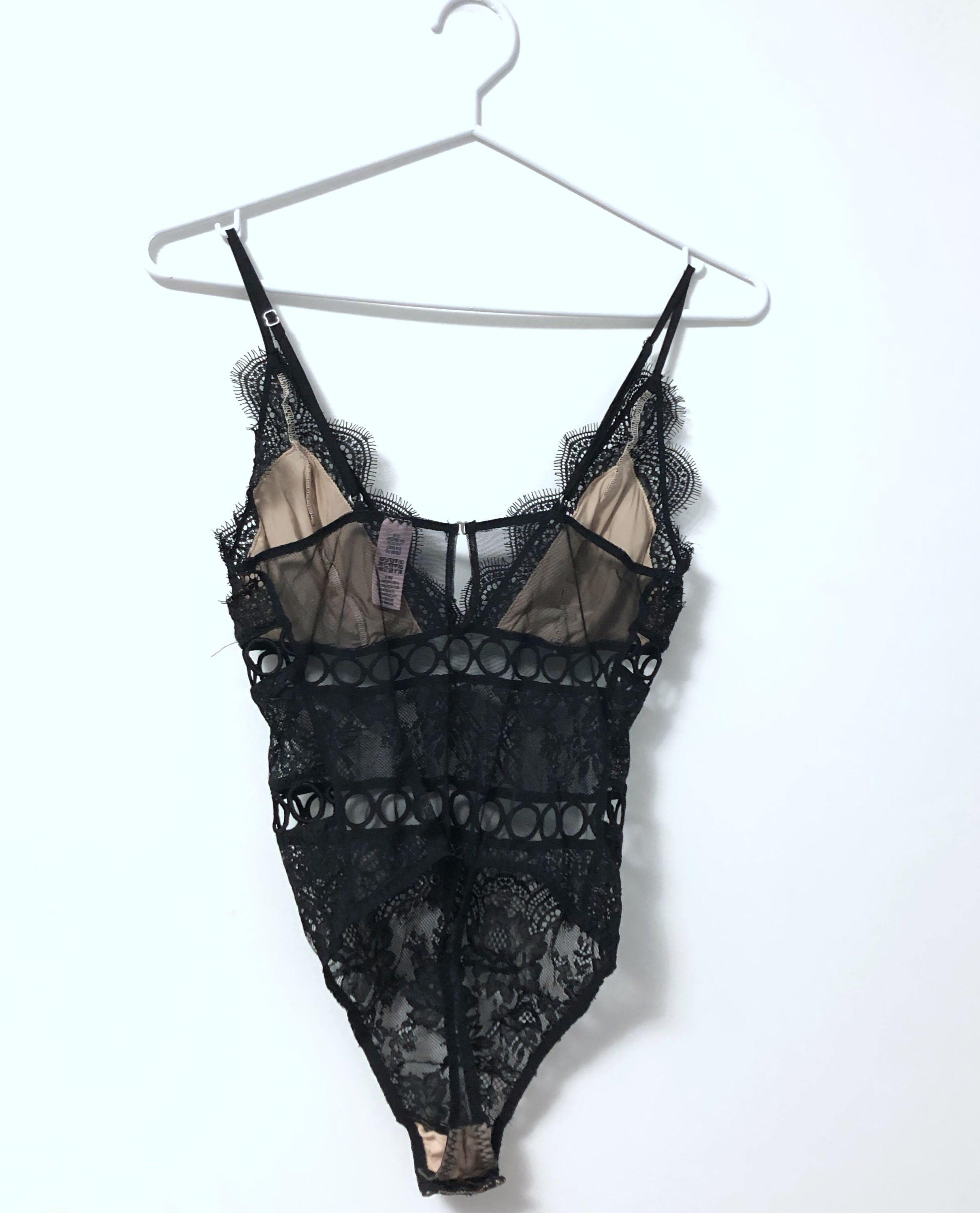 Victoria's Secret bodysuit (SMALL)