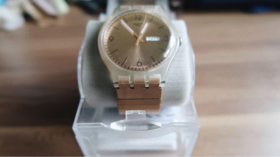 Swatch - Rosegold
