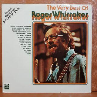 Reserved: The Very Best Of Roger Whittaker Vinyl Record