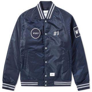 Wtaps 18ss Bench Jacket