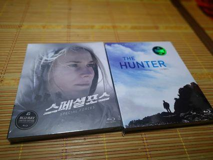 Bluray by Korean company release