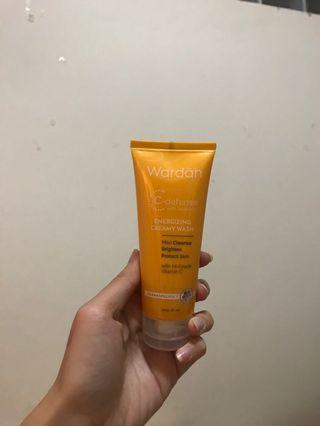 Wardah Energizing Creamy Wash