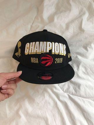 NBA Champions 2019 - Toronto Raptors snapback