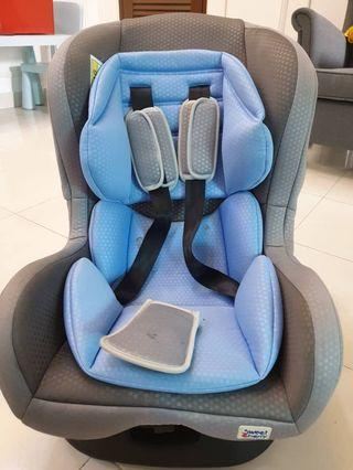 Car seat Swert Cherry