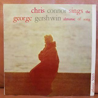 Chris Connor Sings The George Gershwin Almanac Of Song Vinyl Record