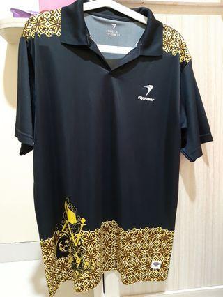 Badminton Tshirt Flypower Original