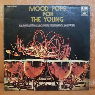 Mood Pops For The Young vinyl records