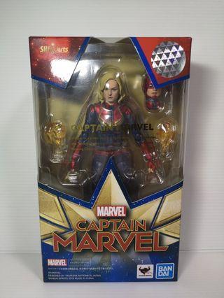 🚚 SHF Captain Marvel