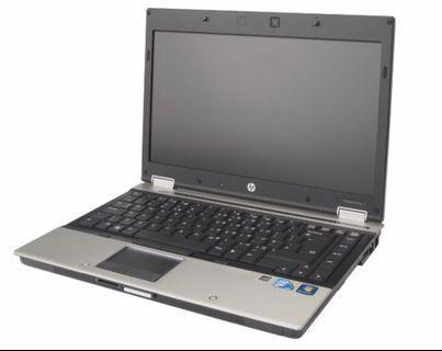 "15.6"" HP Elitebook Core i7 Laptop (New Battery)"