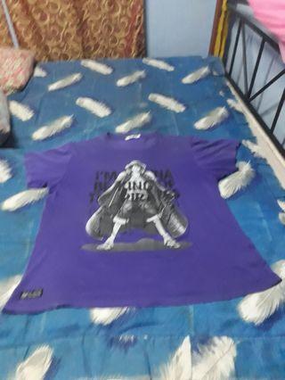 Baju one piece monkey d luffy