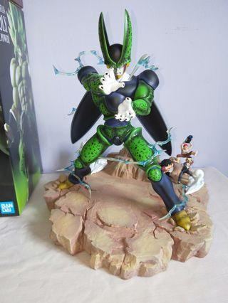 WTS Dragonball Perfect Cell Solar Kamehameha Sixth Scale Resin Statue