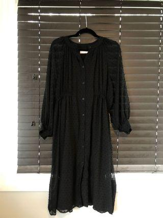 Oak and Fort Dress size S