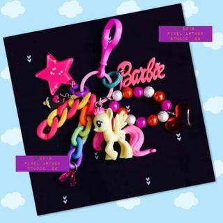 Keychains (My Lil Pony)