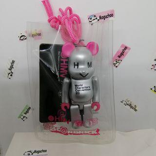HMV x WCC 20 Bearbrick event exclusive toy figure