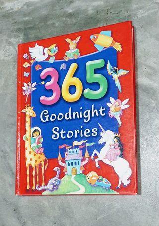 365 Bedtime Stories / Children Storybook