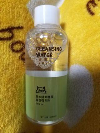 ETUDE HOUSE  Monster Micellar Cleansing Water 100ml