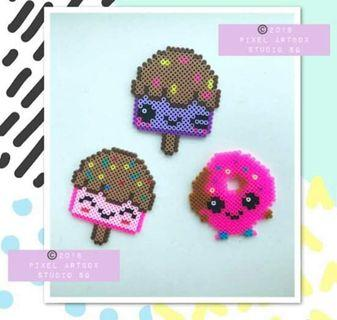Coasters ( sweets inspired)