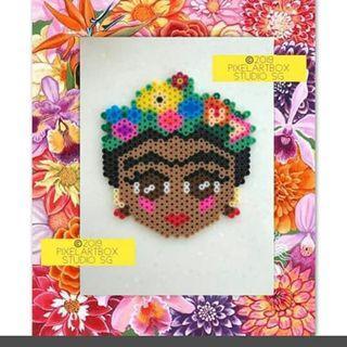 Frida Kahlo coaster