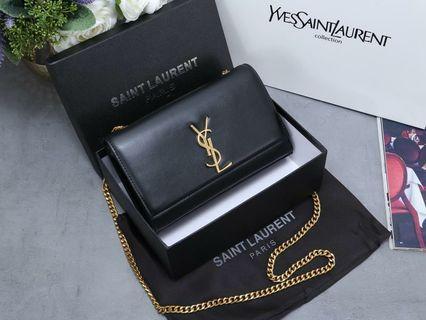 Ysl Kate medium leather.
