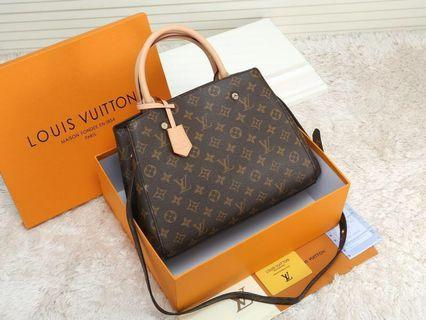 Louis Vuitton montaigne..