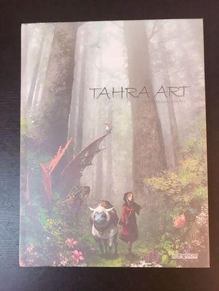 TAHRA ART 韓國原裝進口畫冊