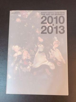 BRAVELY DEFAULT Design Works THE ART OF BRAVELY 2010 - 2013