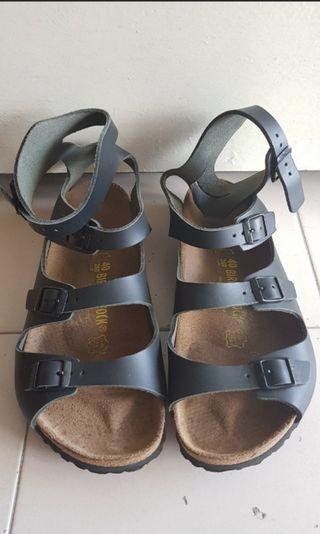 Birkinstock high strap sandals