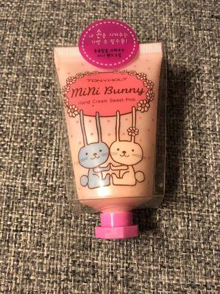 TonyMoly Mini Bunny hand cream 護手霜 水潤