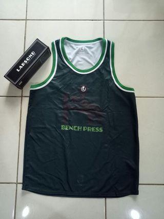 [NEW] Larsond Green Gym Sleeveless Shirt Unisex