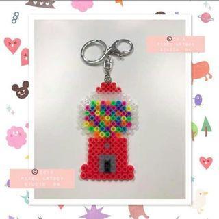 Keychain/coaster