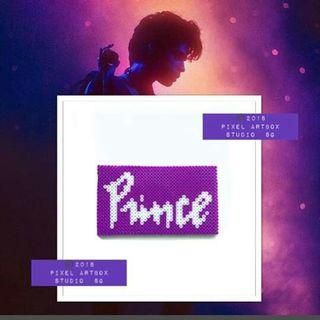 Prince customized magnet n coaster