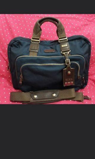 Authentic Tumi alpha Bravo Yumi briefcase