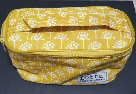 全新💟💟Lotta Jansdotter 萬用袋 Lotta Jansdotter Bag  #MTRtw #MTRssp #MTRmk
