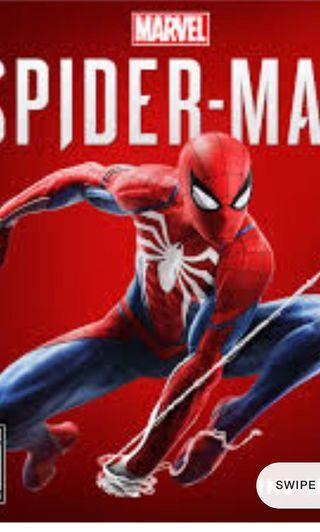 🚚 Spiderman PS4