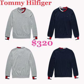 Tommy Hilfiger Men Sweater 男裝冷衫
