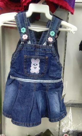 Baby Overall Jeans