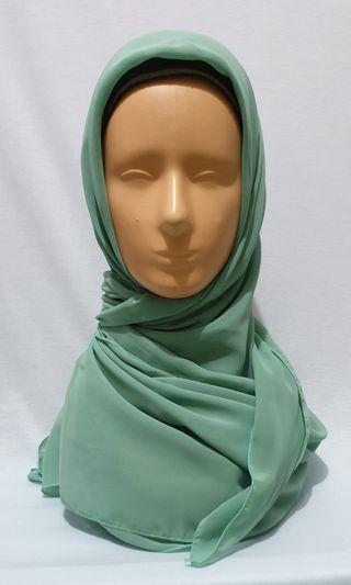 (Used) jilbab cerutti mint